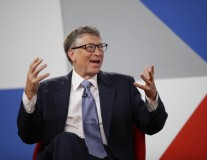 Bill Gates, ONE, Global Citizen and YOU = recipe for success